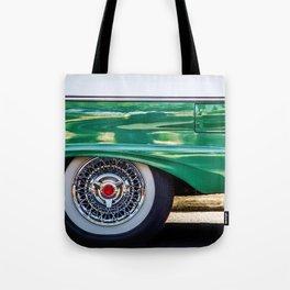 Very Cool Wagon Tote Bag