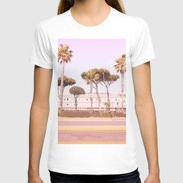 Urban Summer and Palms T-shirt