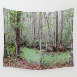 Submerge Your Worries Wall Tapestry
