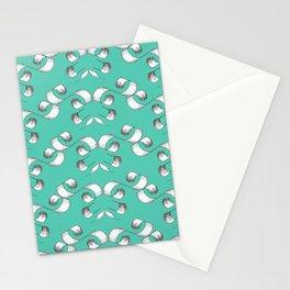 Number 3 - V2 Pencil Stationery Cards