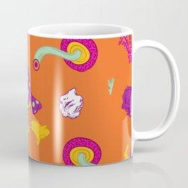 Mushrooms of Alice Coffee Mug