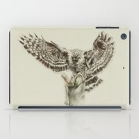 eagle iPad Cases featuring Eagle by Anna Shell