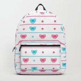Modern Heart Design Pattern Art Backpack