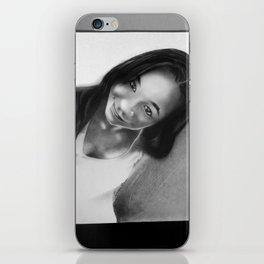 Madison-Curiosity iPhone Skin