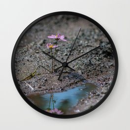 On my own Wall Clock