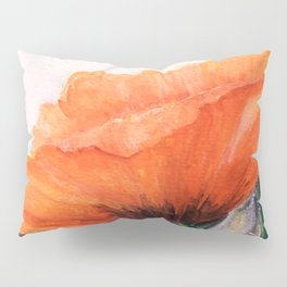 Papaver Pillow Sham