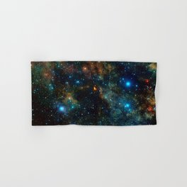 Star Formation Hand & Bath Towel