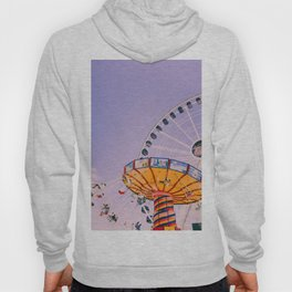 Swing Ride Sunset (Color) Hoody