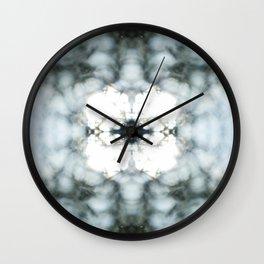 Nature Kaleidocope #9 Wall Clock