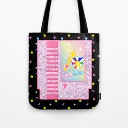 Cutie Quest Cartridge Tote Bag