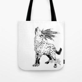 Voodoo Hyena Tote Bag