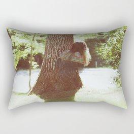fade away. Rectangular Pillow