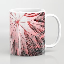 Abstract Flower2 Coffee Mug