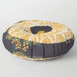 Familiar - Burmese Python Floor Pillow