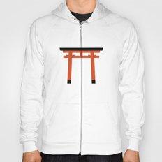 Torii (鳥居) (eastern portal) Hoody