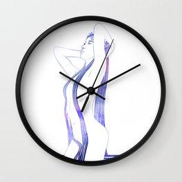 Nereid LXXXVIII Wall Clock
