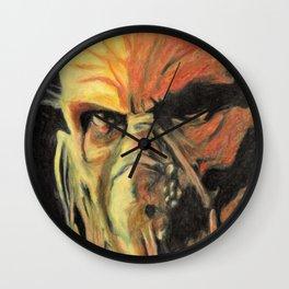 Doctor Satan Wall Clock