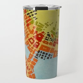 Cypher number 3 (ORIGINAL SOLD). Travel Mug
