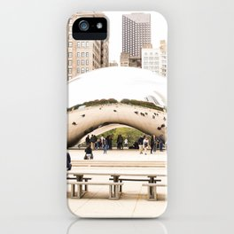 Bean iPhone Case