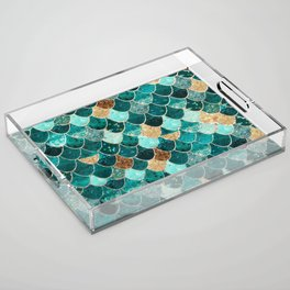 REALLY MERMAID Acrylic Tray