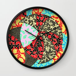 - cosmobop - Wall Clock