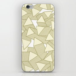 Shapes 10 iPhone Skin