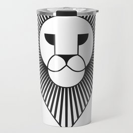 animal PICTOGRAMS vol. 4 - LIONS Travel Mug