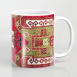 Sevan Kazak Southwest Caucasus Rug Print Coffee Mug