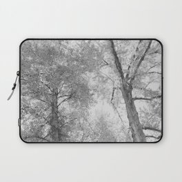 Oregon Trees 18 2017 (B&W) Laptop Sleeve