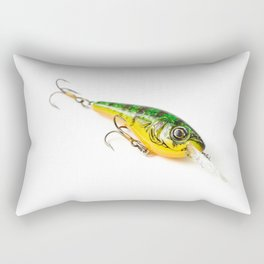 Fishing Tackle 24 Rectangular Pillow