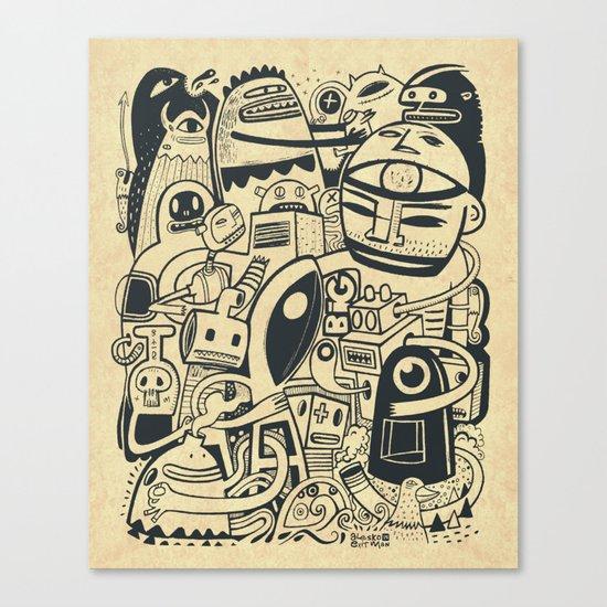 Big Canvas Print