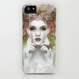 Portrait iPhone Case