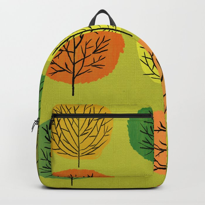 Tidy Trees All In Pretty Rows Backpack