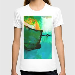 Abstract Bliss 4P by Kathy Morton Stanion T-shirt