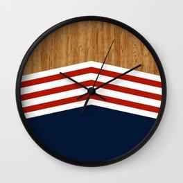 Vintage Rower Ver. 3 Wall Clock
