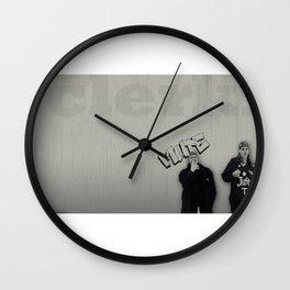 Jay and silent Bob Wall Clock