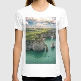Elephant cliffs T-shirt