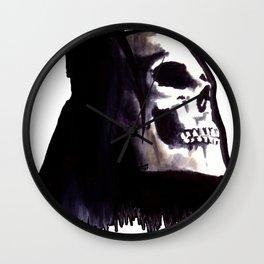 Le Mort Wall Clock