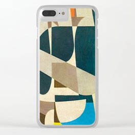 Yiannis Moralis in Ipanema Clear iPhone Case
