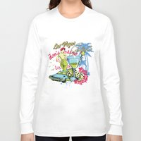 las vegas Long Sleeve T-shirts featuring Las Vegas by Tshirt-Factory