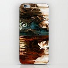 Derek & Stiles iPhone & iPod Skin