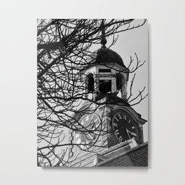 Woolwich Clock Tower Metal Print