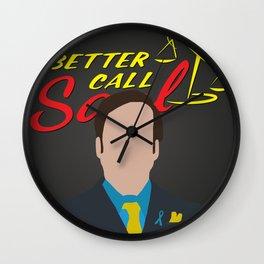 "Saul Goodman "" Better Call Saul ""  Wall Clock"
