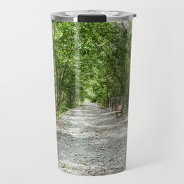 The Solemn Path, Killing Fields, Cambodia Travel Mug