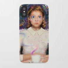 a tea with Alice Slim Case iPhone X