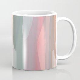 Peachy Watercolor Coffee Mug