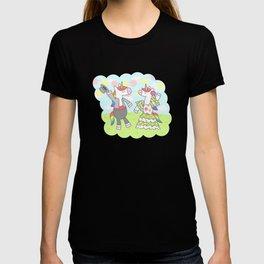 Unicorn Flamenco T-shirt