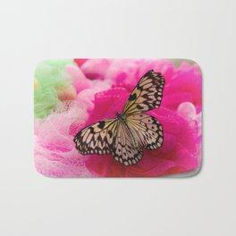 Butterfly Life Bath Mat
