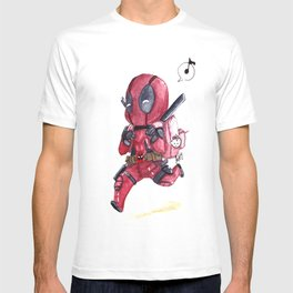 Chibi Dead pool T-shirt