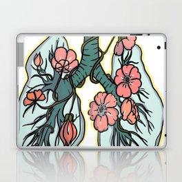 suffocating in bloom Laptop & iPad Skin